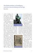 die reformation in strassburg und ihre ausstrahlung auf europa - Seite 3