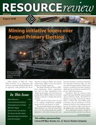 August 2008 (pdf) - Resource Development Council