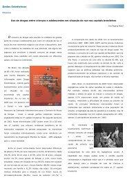 Resumo do Levantamento - Observatório Brasileiro de Informações ...