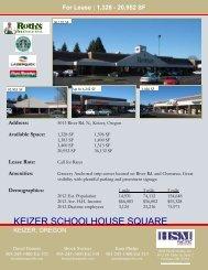 Keizer Schoolhouse Square FCn2.pub - HSM Pacific