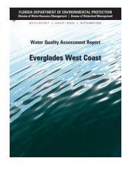 Everglades West Coast - Florida Department of Environmental ...