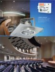 High-Ceiling Dimmable LED Downlighting - Prescolite - Page 3