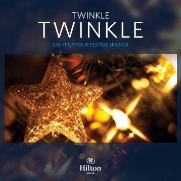 Twinkle - Hilton Hotel in Malta