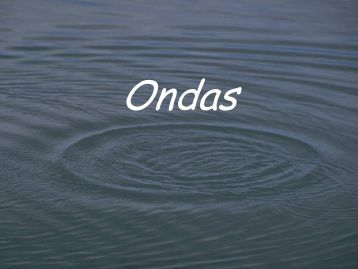 Ondas en general y efecto doppler