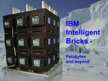 IBM Intelligent Bricks - - UNM Center for Advanced Research ...