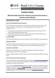 To download funding guidelines in pdf click here - Community ...