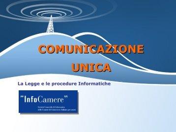 Presentazione Comunica