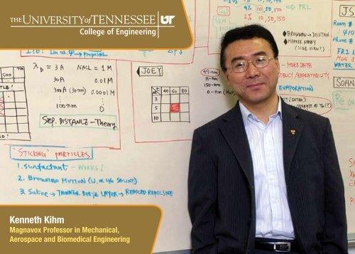 Kenneth Kihm - College of Engineering