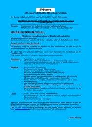 27. Internationaler Moorbadtriathlon - beim  SV Eglofs