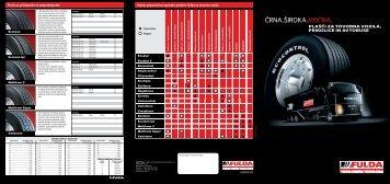Katalog tovornih avtoplaščev FULDA - Fleet first