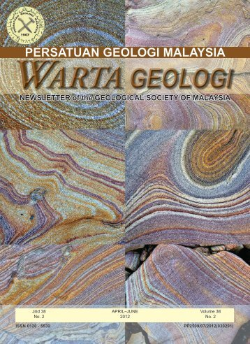 warta geologi warta geologi - Department Of Geology - Universiti ...