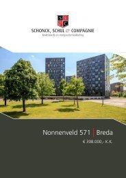 Nonnenveld 571 | Breda - Schonck, Schul & Compagnie