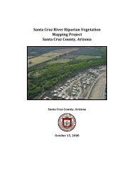 Final Vegetation Map Report - Santa Cruz County