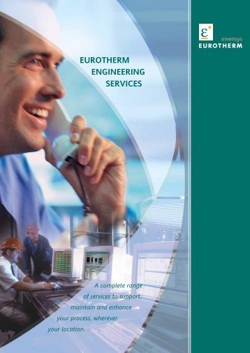 EUROTHERM ENGINEERING SERVICES - Eurotherm Ltda