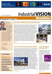 Vision & Control feiert 20-jähriges Jubiläum Laser India ... - Framos