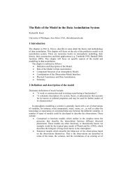 Fundamentals of Modeling, Data Assimilation, and High ...