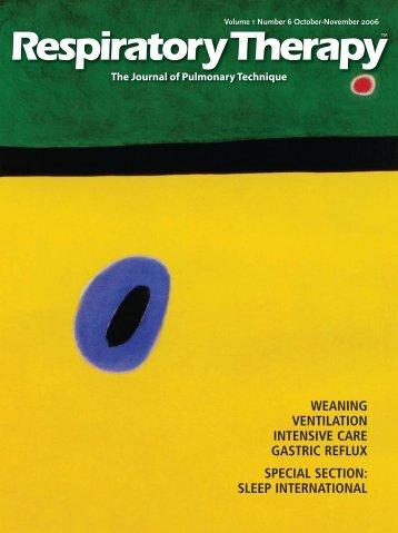Dr. Bruce Corser editorial (PDF 518kb) - ResMed