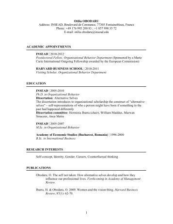 abbreviate phd resume