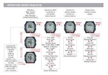 polar rs 300 user manual