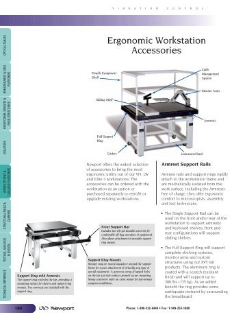 how to set up workstations ergonomically