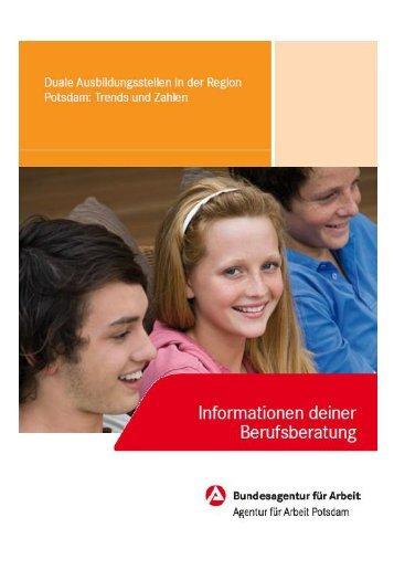 Duale Ausbildungsstellen in der Region Potsdam: Trends und