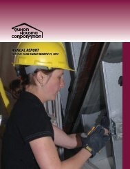 2011-12 Annual Report - Yukon Housing Corporation