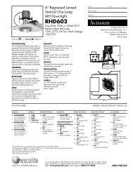 ARCH-HID-033 - Prescolite