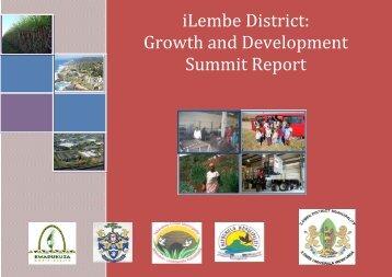 iLembe District: Growth and Development Summit Report
