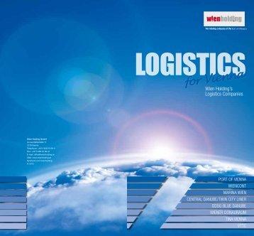 Wien Holding's logistics Companies