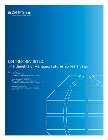 Lintner revisited - The Bornhoft Group