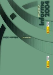 Informe Anual 2004 - Instituto de Actuarios Españoles