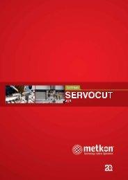 Servocut 401 Abrasive Cut Off Machine Catalogue