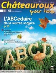 L'ABCédaire - Châteauroux