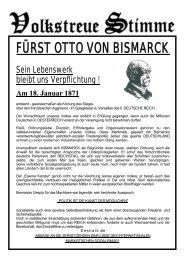 Flugblatt AFD Bismarck