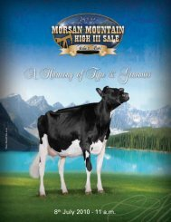8th July 2010 · 11 a.m. - Holstein World Online