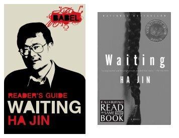Ha Jin - Just Buffalo Literary Center