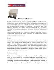 MTM (Máquina de Mini Tracción) - sicamedicion.com.mx