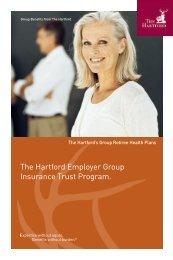 The Hartford Employer Group Insurance Trust Program.
