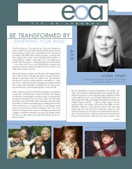 BE TRANSFORMED BY - Arbonne