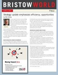 BristowWorld / Issue 2 / 2010