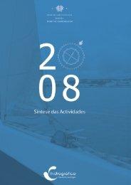 SinteseActividades2008:Layout 1.qxd - Instituto Hidrográfico