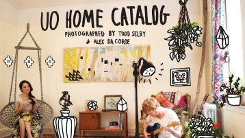 UO Home Catalog 2012 - Urban Outfitters