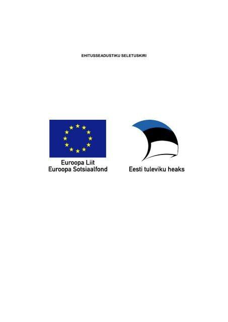 Ehitusseadustiku eelnõu seletuskiri 2013 - Justiitsministeerium