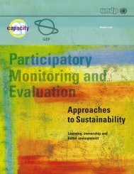 Participatory Monitoring and Evaluation - Are you looking for one of ...