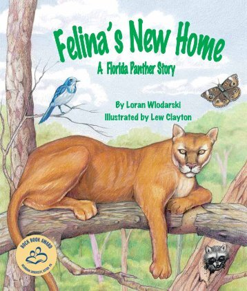 A Florida Panther Story - Sylvan Dell Publishing
