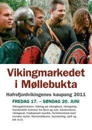 Vikingmarkedet i Møllebukta - Arkeologisk museum