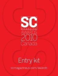 Entry kit - SC Magazine