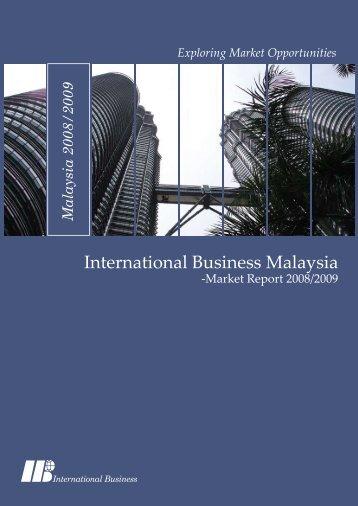 International Business Malaysia - NTNU