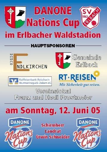 SV Schwindegg - SV Erlbach - Home