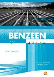 NAM-SHELL Benzeen NL A4